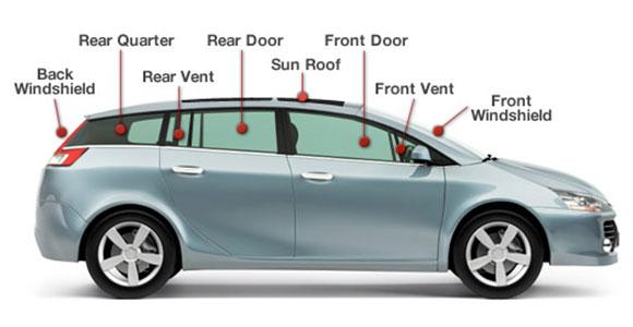 auto glass - Windshield Glass