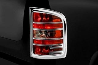 Chrome Tail Light Cover