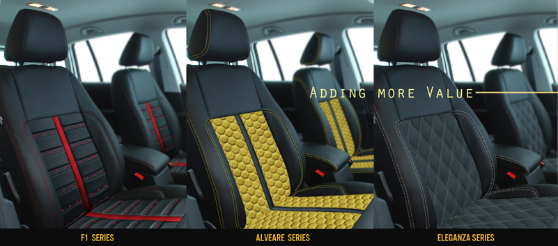 Alea Leather Interior